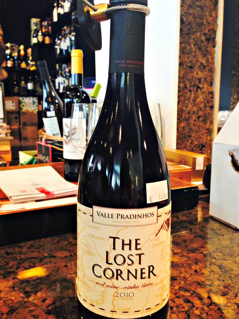 Valle Pradinhos The Lost Corner Tinto 2017